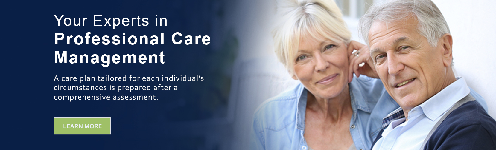 Your Experts in Professional Care